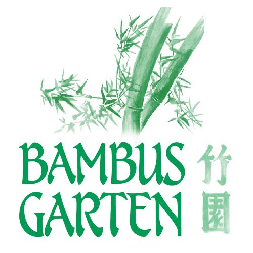 Logo Bambus Garten