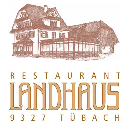 Logo Restaurant Landhaus